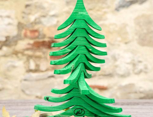 Christmas Tree ALBERTINO, green