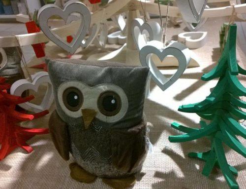 Albero di Natale in legno ALBERTINO esposizione