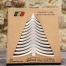 wooden christmas tree small