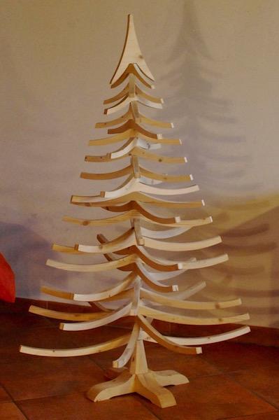 albero di natale Albert 150cm