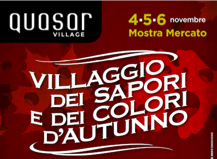 Quasar village evento